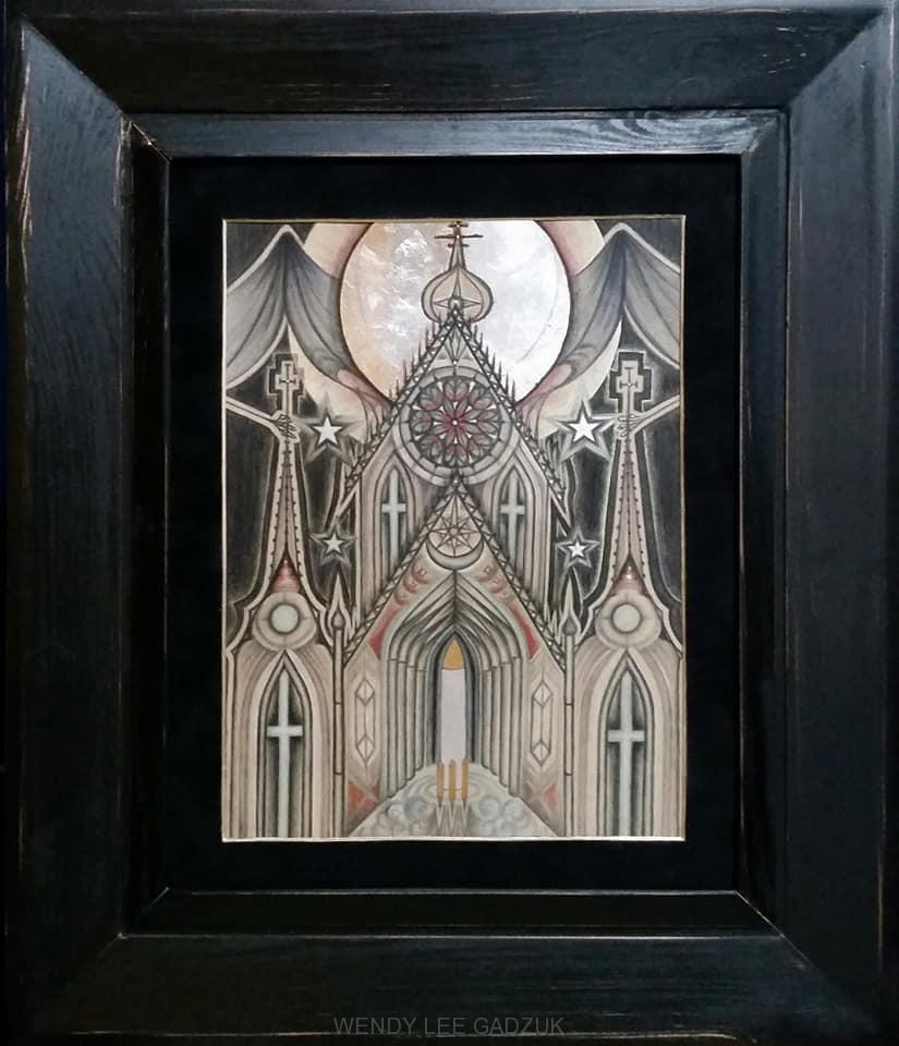 WendyGadzuk.Into-the-Void.framed