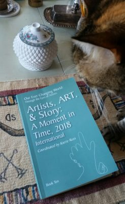 """""""A Moment in Time, 2018,"""" a book, and other thoughts."""